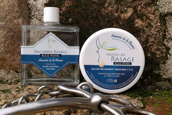 combo-savon-de-rasage-apres-rasage-blue-pearl-au-lait-de-jument-bio-100g