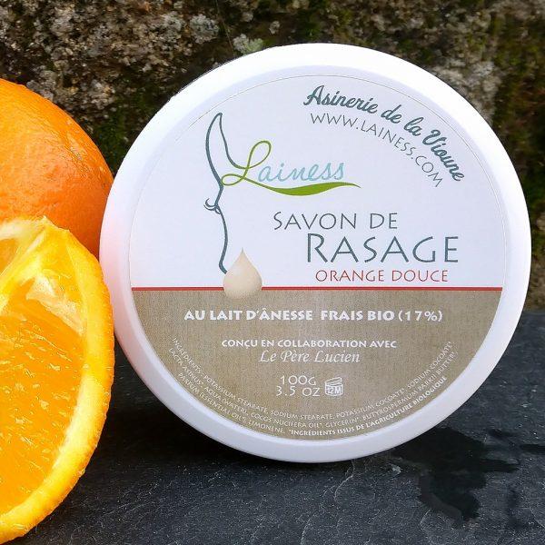savon-de-rasage-orange-douce-au-lait-danesse-frais-bio-100g